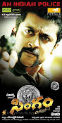 Suriya's Singam Movie hq Posters-thumbnail-14
