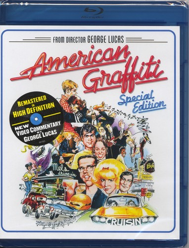an analysis of the film american graffiti That was the tag line from the marketing campaign for american graffiti (1973) and it seemed to bring back a flood of memories for moviegoers who first caught the film on its initial release.