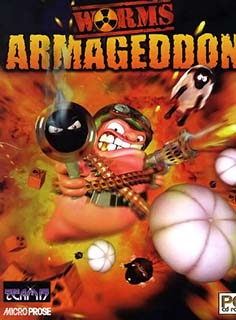 Free Download Games Worm Armageddon Full Version For PC