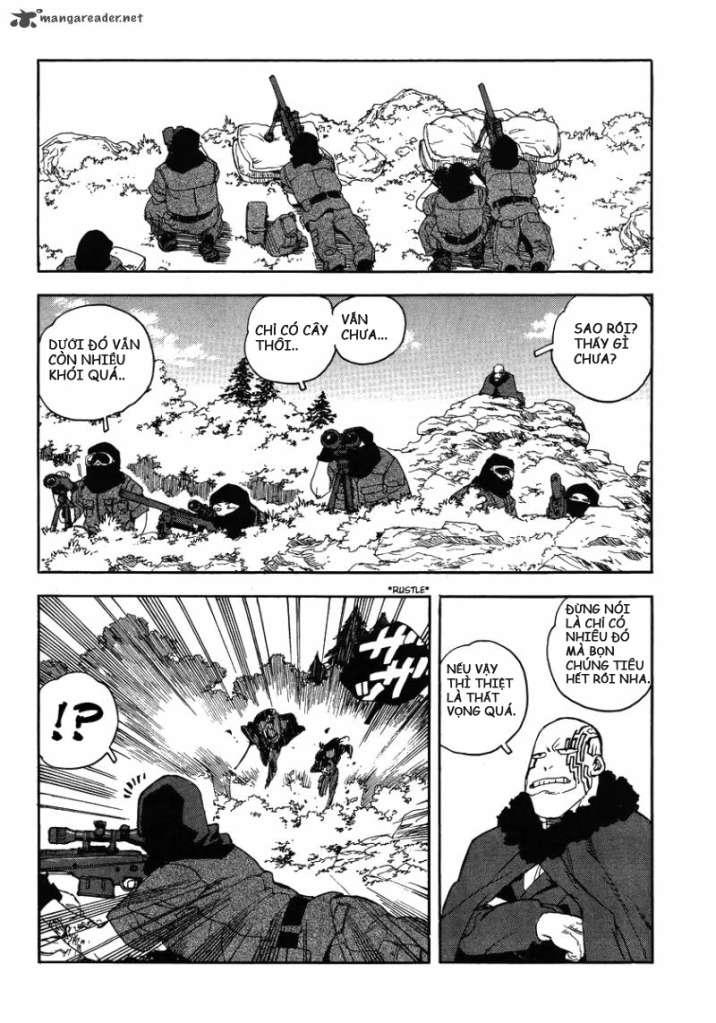 Aiki chap 84 - Trang 17