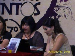 """Presentación de """"Tierra Húmeda"""" Antología ALBRICIAS"""