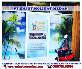 TRAVEL AGENT MEDAN - ENJOY TOUR MEDAN - PAKET WISATA TOBA