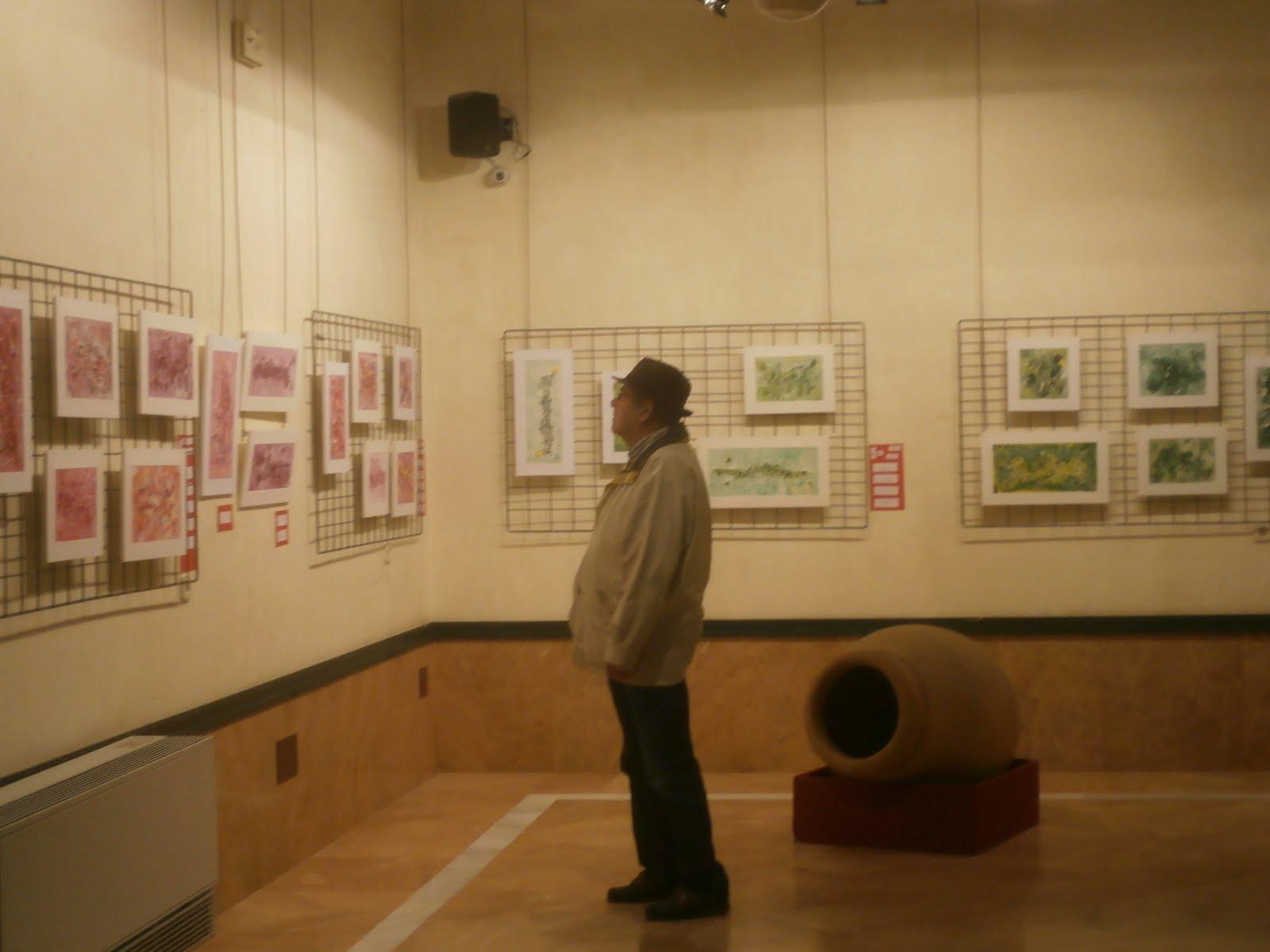 Exposición Jerónimo Nuñez