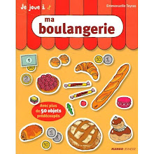 JE JOUE  LA BOULANGERIE