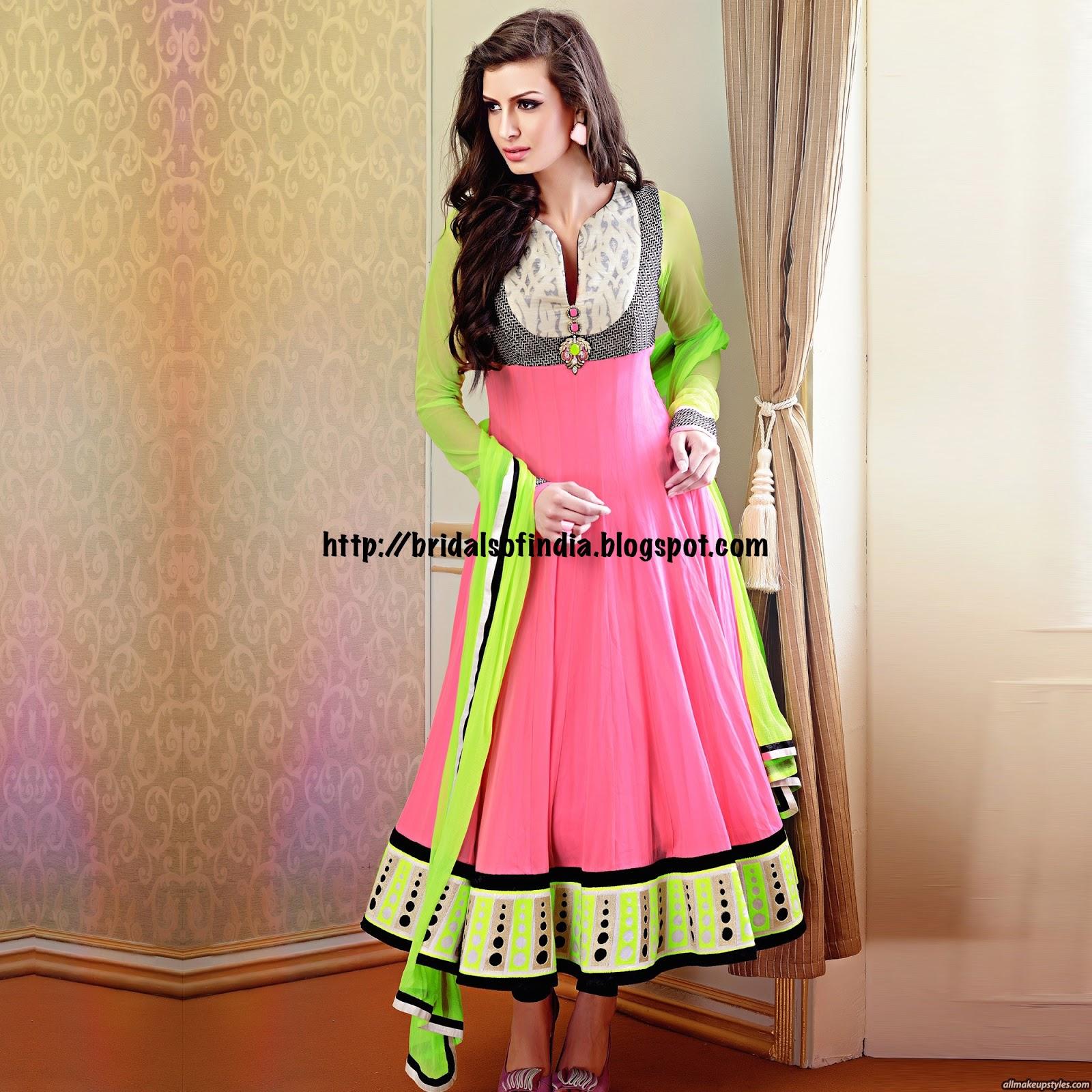 Fashion world: Pothys Nakshatra Churidhar Collection