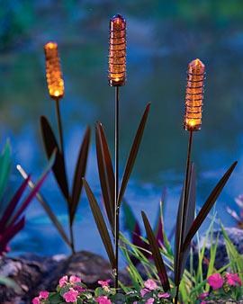Anma zine een blog over alles wat groeit en bloeit sfeervolle tuinverlichting - Loggia verlicht ...