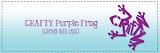 Crafty Purple Frog Shop