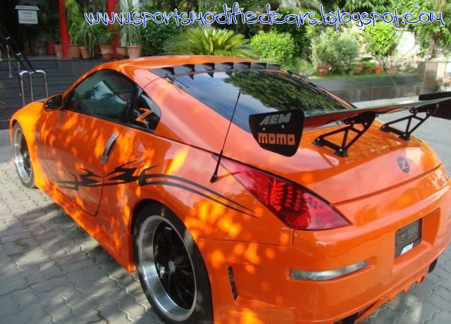 Wonderful MODIFIED Nissan 350Z