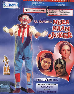 Mera Naam Joker (1972) - Hindi Movie Full Watch Online