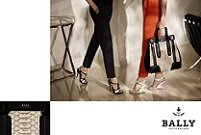 BALLY SS2013 Ad Campaign
