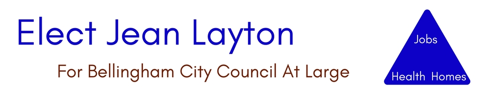 Elect Jean Layton for Bellingham City Council at large