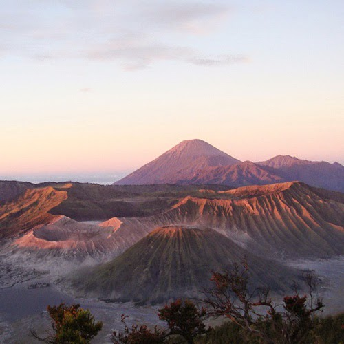 Mount bromo, east java Indonesia