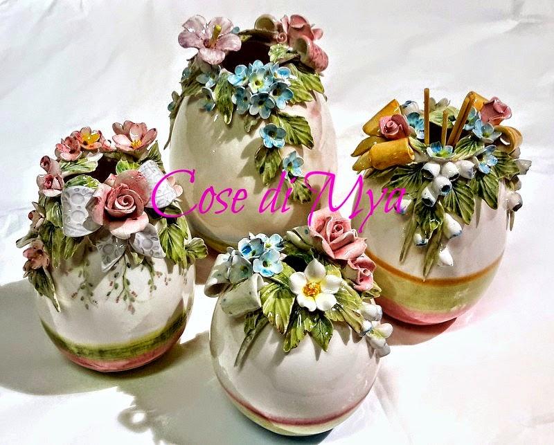 Profumatori d'ambiente in ceramica