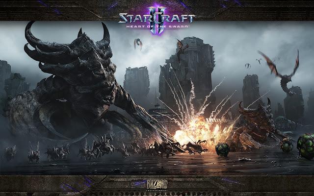 Ultralisk - StarCraft II : Heart of the Swarm