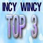 2 x Incy Wincy Top 3