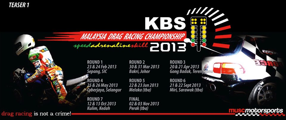 Info Balap Liar CIlacap: Teaser 1 - KBS Malaysia Drag Racing ...