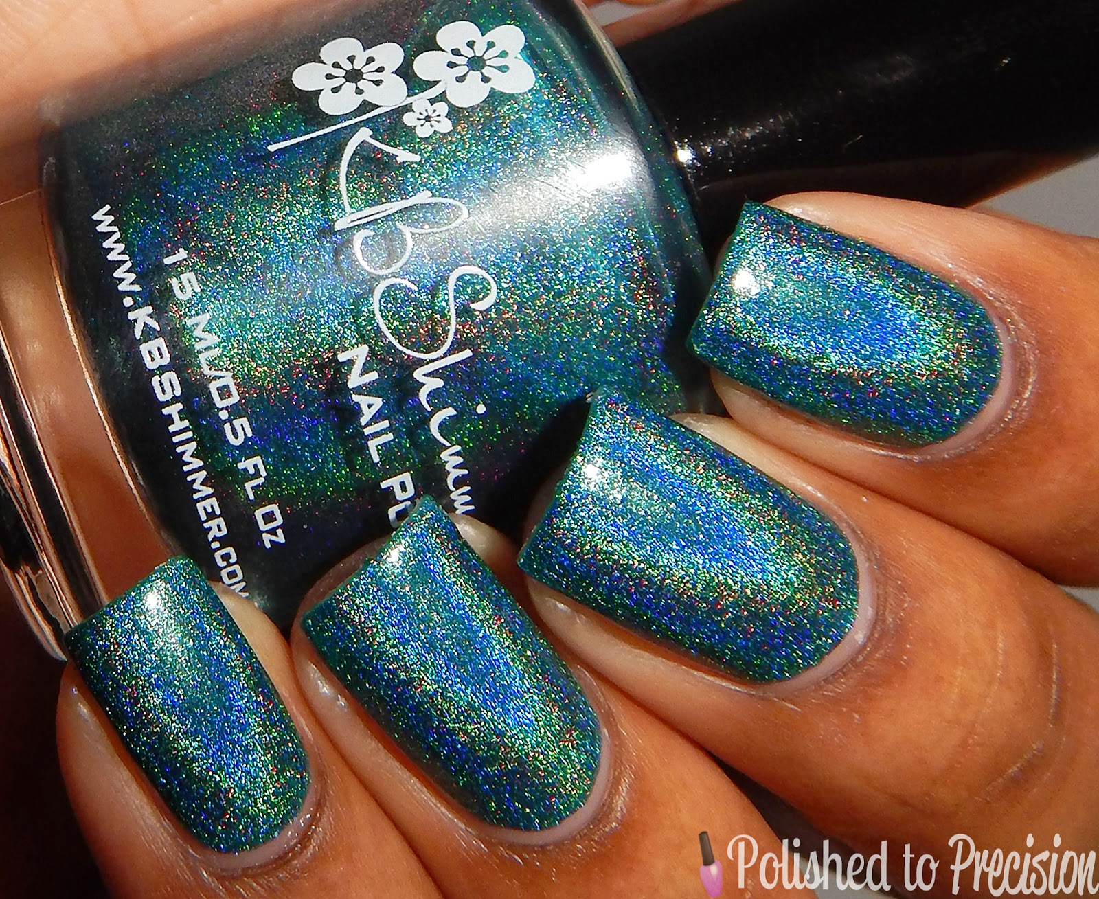 KBShimmer Up and Cunning
