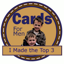 top three at Cards for Men