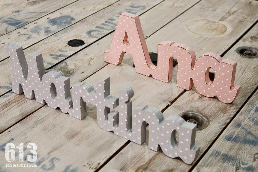 Letreros personalizados