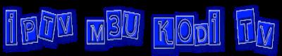 IPTV M3U KODI TV