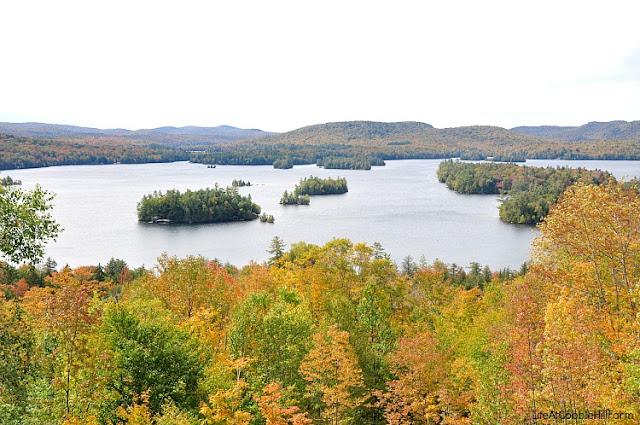 Adirondack Museum in Blue Mountain Lake, NY