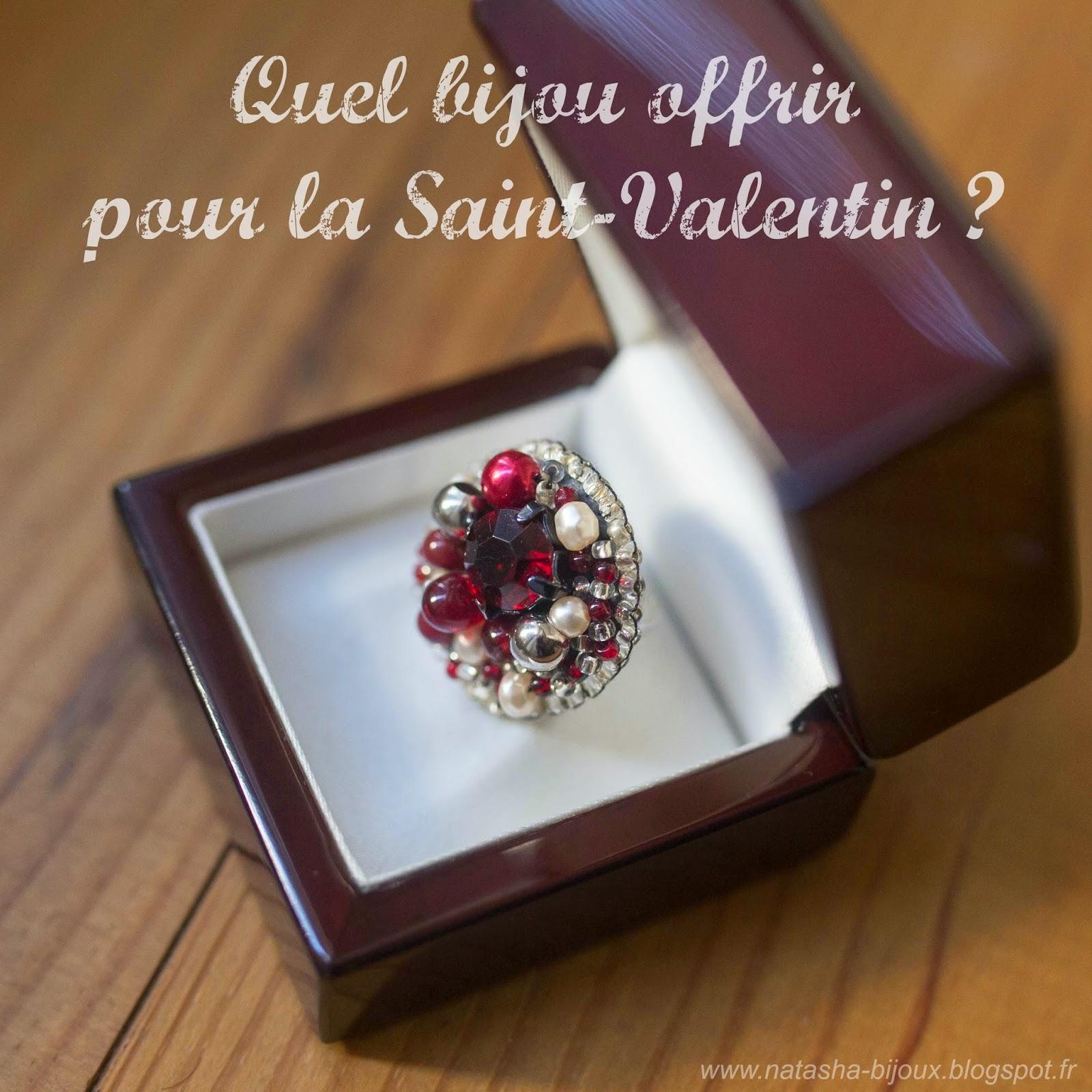 offrir bijoux saint valentin conseils