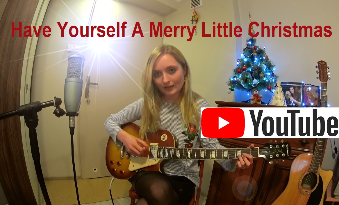 Judy Garland - Have Yourself A Merry Little Christmas (COVER by ...
