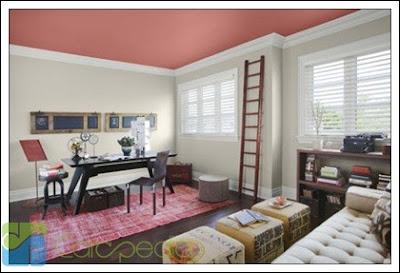 warna cat rumah