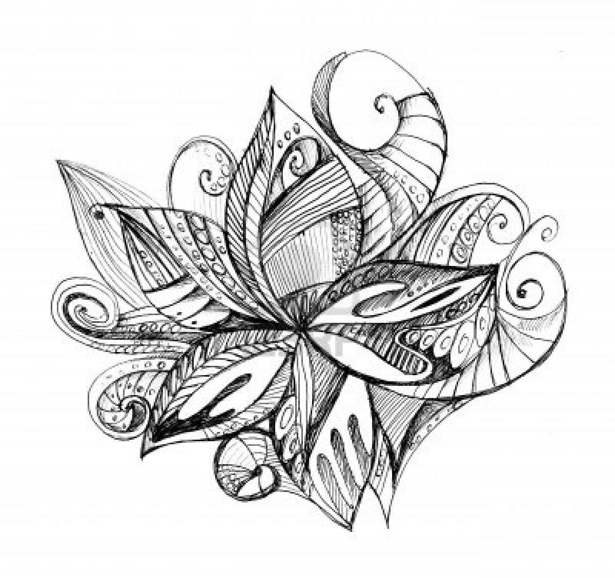 imagenes de flores para dibujar a lapiz - Imagenes de flores para dibujar a lapiz Imagenes nuevas
