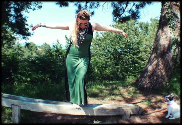 Zergatik outfit vestido Trian