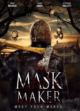 Filme Poster Mask Maker DVDRip XviD & RMVB Legendado