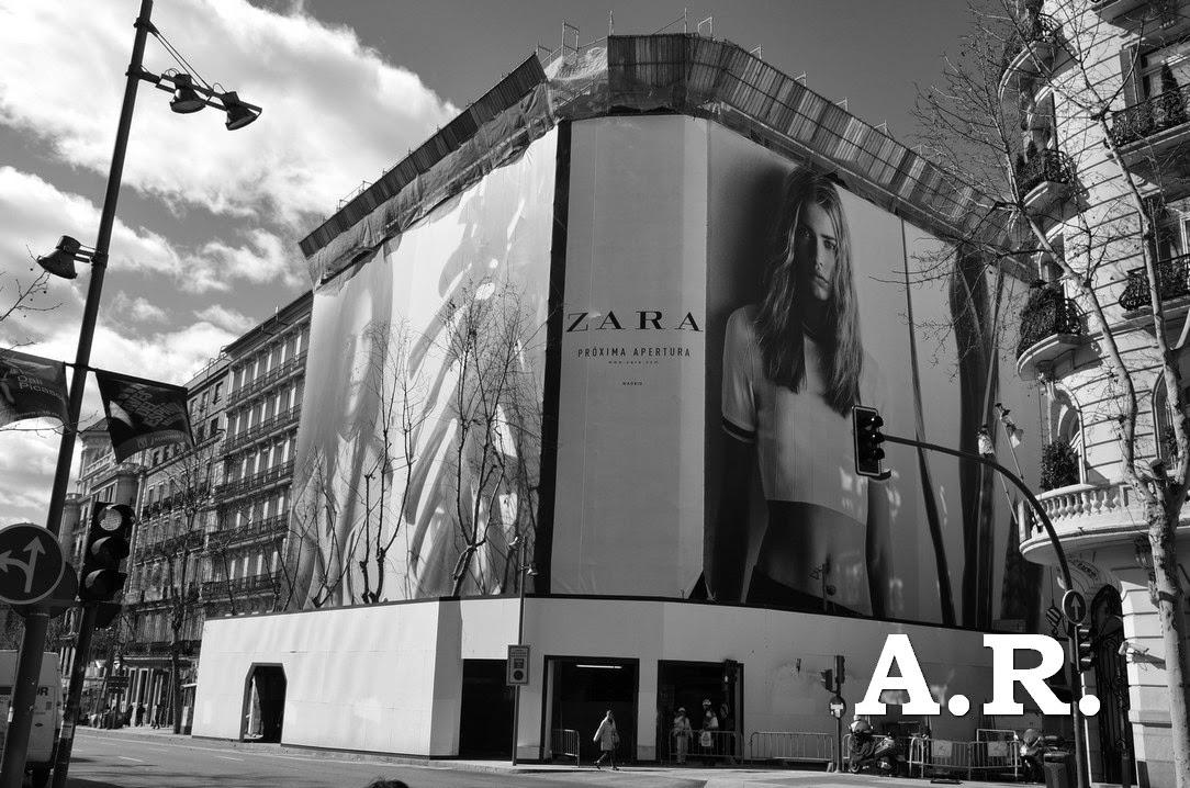 Fotograf a fotograf a serie ciudades - Zara ciudad real ...