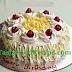 Pineapple Cream Cake (Eggless) - Indian Cake Recipes