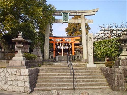 剣神社(つるぎじんじゃ)