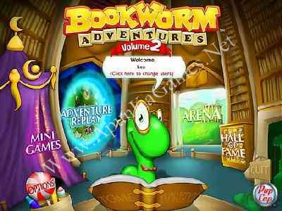 bookworm adventure deluxe volume 2 free  full version