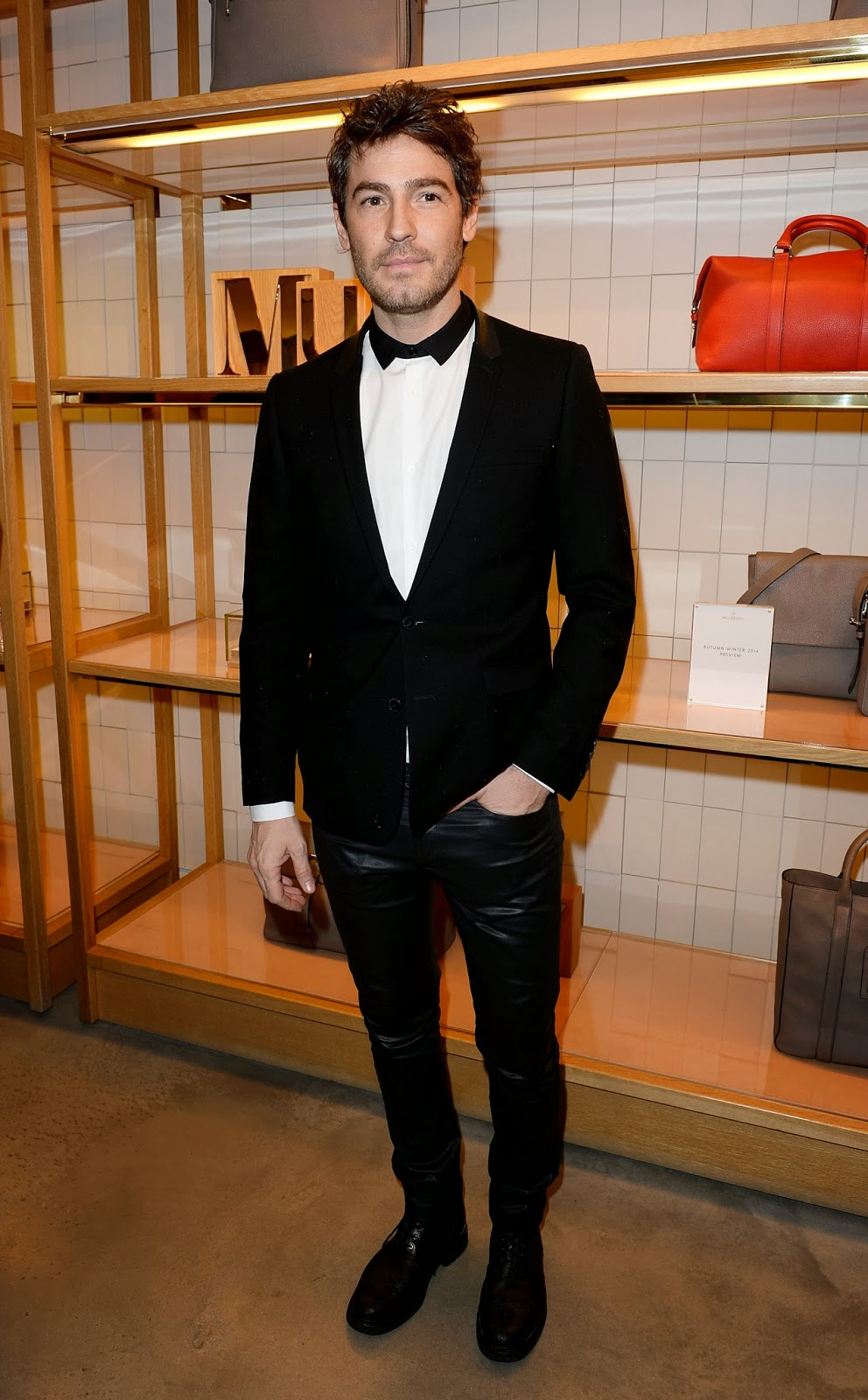 Mulberry Cocktails Evening - London Collections Fall Winter 2014 #LCM
