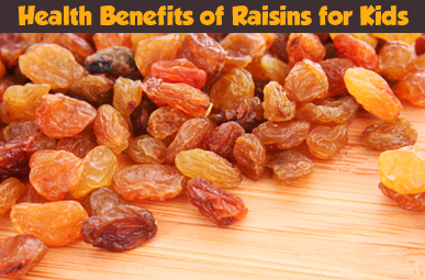 Advantages Benefits of Eating Raisins