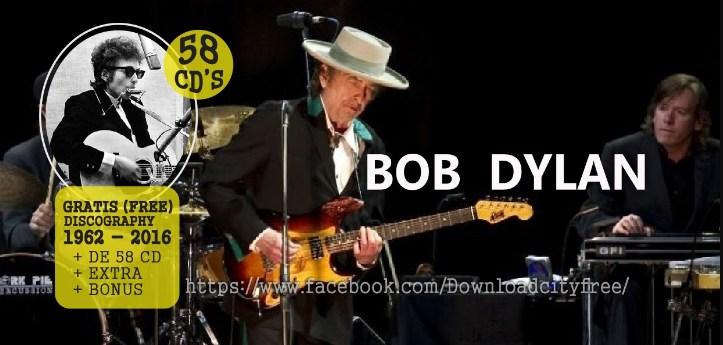 Bob Dylan [+58 - DISCOGRAFIAS] GRATIS [+ EXTRAS Y BONUS]