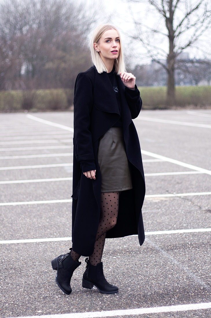 Fashion Attacks outfit ootd Parisienne
