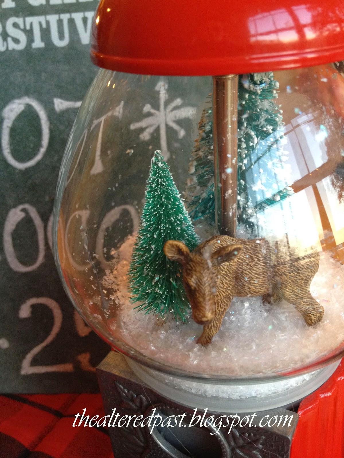 thealteredpast.blogspot.com handmade christmas holiday