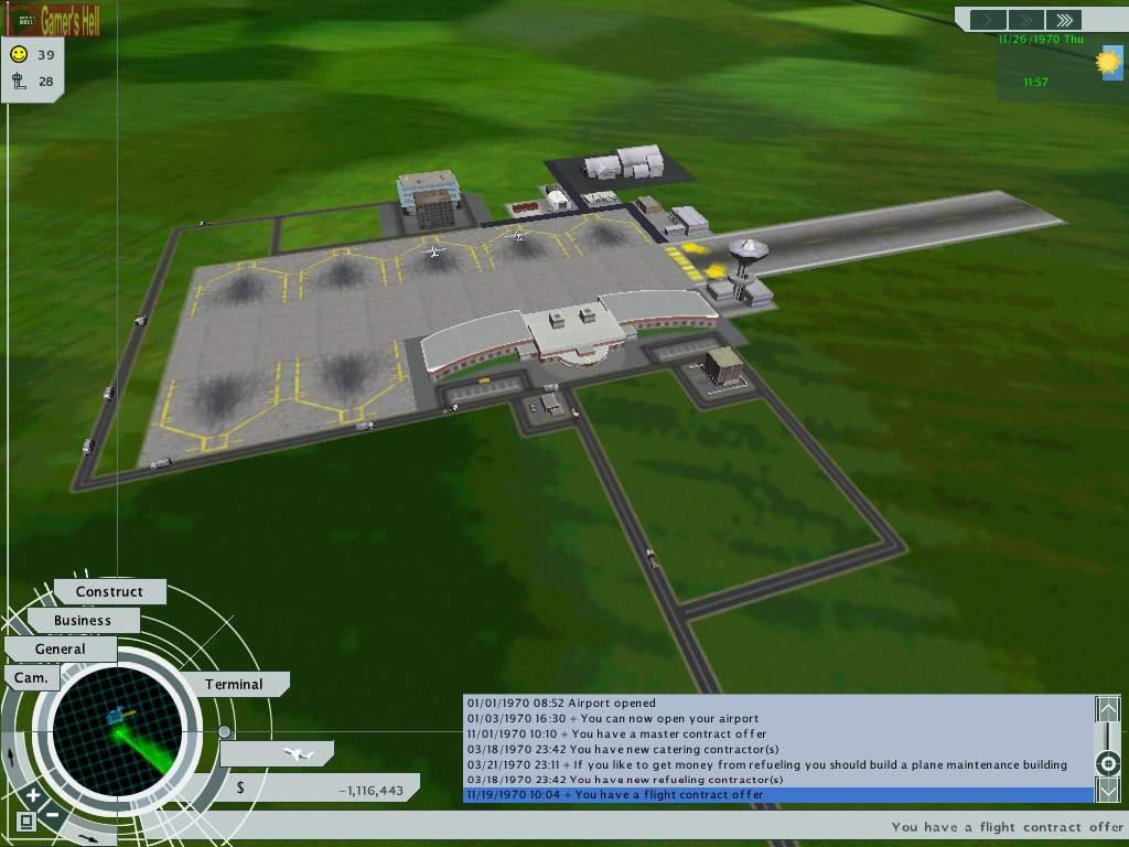 Airport Tycoon 3 - Game Download Link - YouTube
