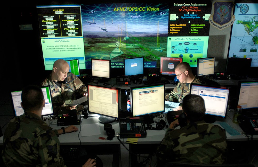 Electrospaces.net: US military and intelligence computer networks