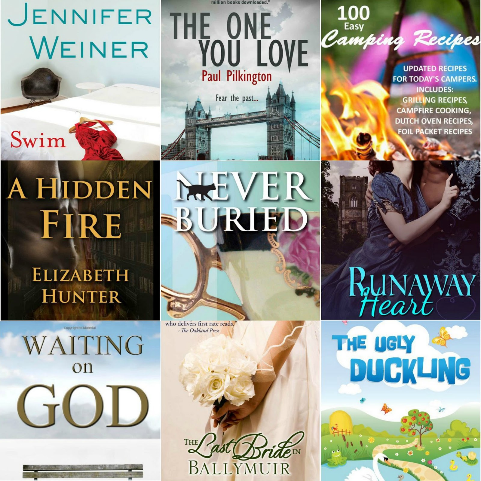 FREE Amazon Kindle Book Downloads For 05/23/2013