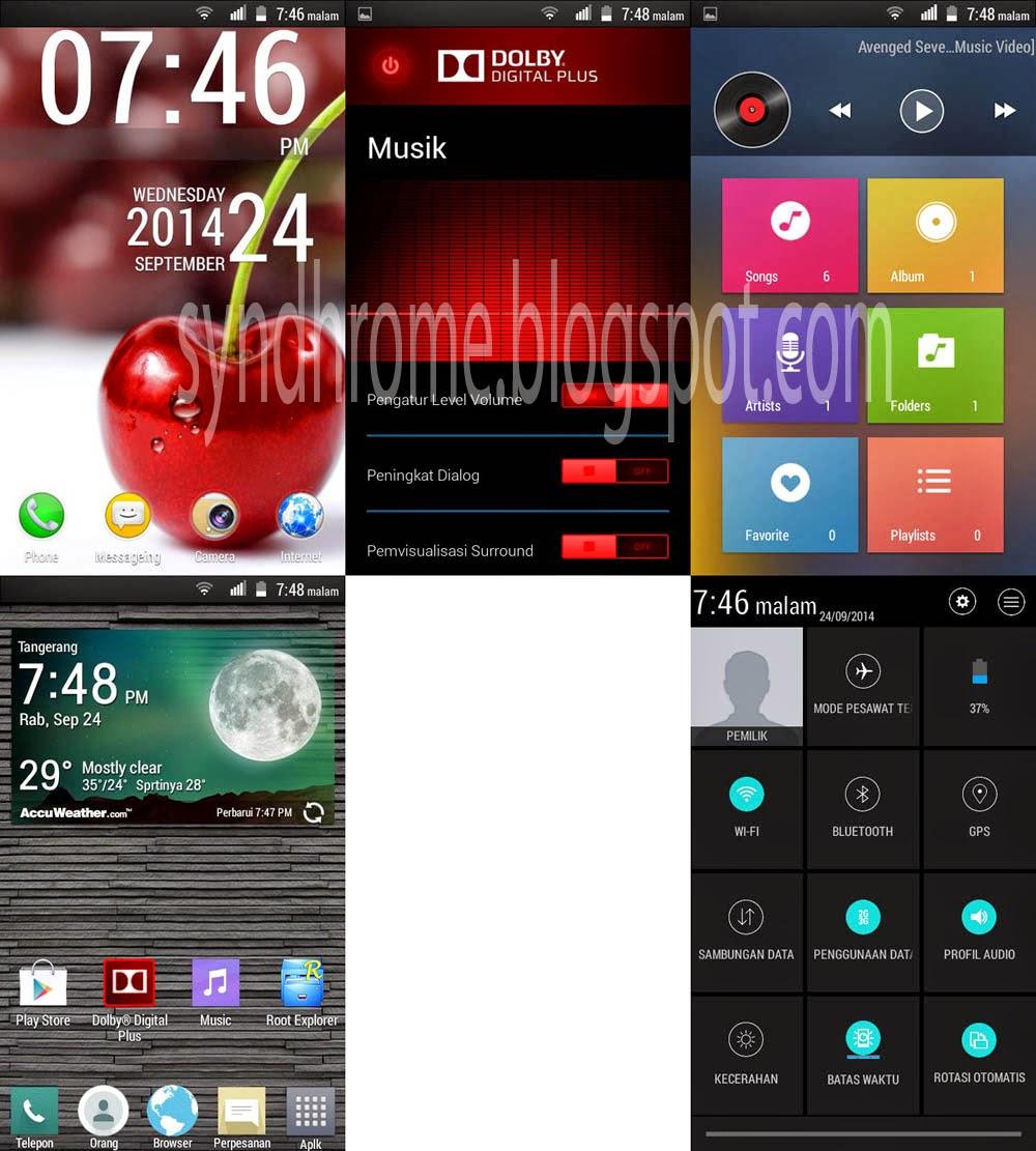 Install ROM LG Optimus v2 di Lenovo A316i Terbaru | Makin Gaya!