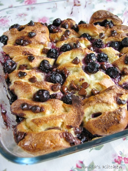 bread and butter pudding gregg wallace
