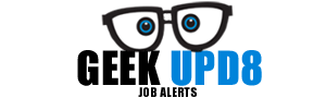 Geek Upd8 - Job Alerts