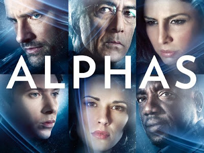 Alphas Season 2 - Premiere set for Monday July 23, 2012