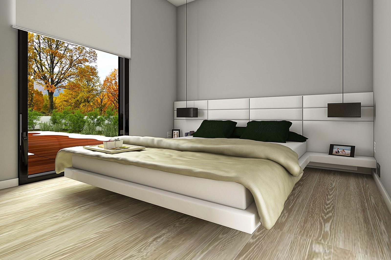 Módulo de jardín de Resan - Bungalow - Dormitorio