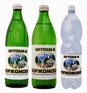 Иркутский завод розлива минеральных вод - Продукция
