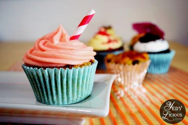 Cake Shots PH Cupcakes Infused with Booze YedyLicious Manila